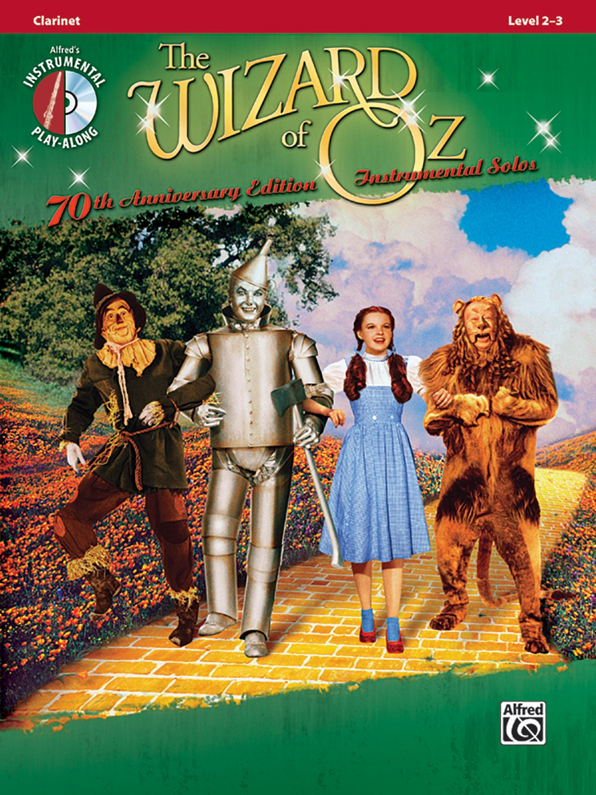 The Wizard of Oz Instrumental Solos: Clarinet, Book & CD (Pop Instrumental Solos Series) pdf