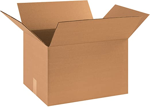 Uboxes cajas de mudanza medianas, 45,7 x 35,5 x 30,5 cm, paquete ...