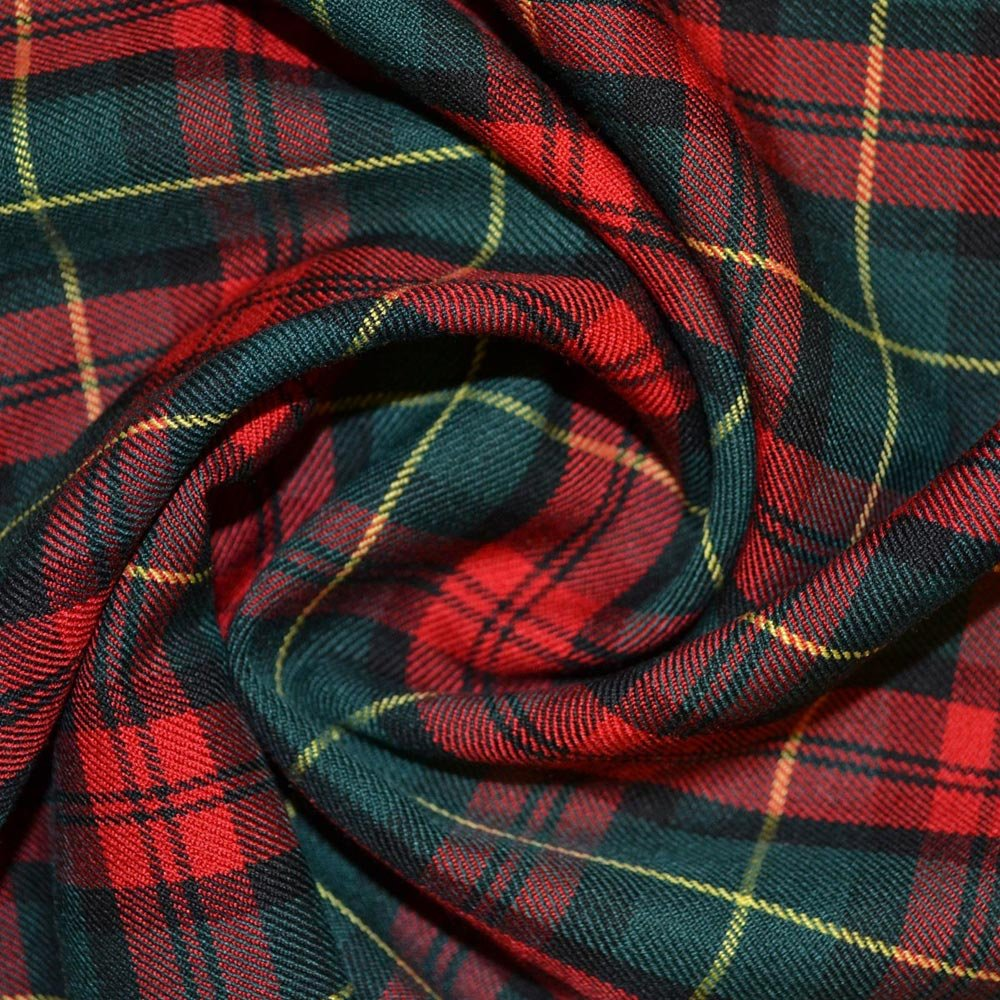 Tartan Fabric (C3589) SKU000616