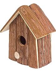Gardigo - Nido para Pájaros; Casa de Madera para Pájaro; Casita Decoración de Jardín