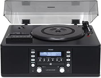 Teac LP-R550USB - Tocadiscos (2.0, 7 W, corriente alterna ...
