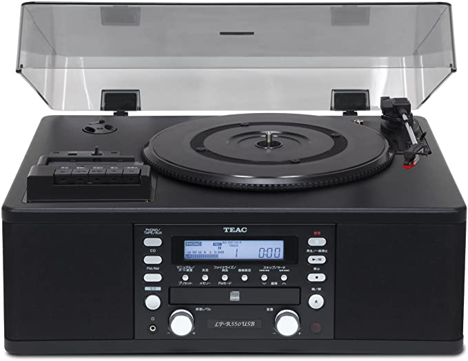 Teac LP-R550USB - Tocadiscos (2.0, 7 W, corriente alterna, 120-240 ...