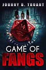 Game of Fangs: A Vampire Horror-Comedy Novel Kindle Edition