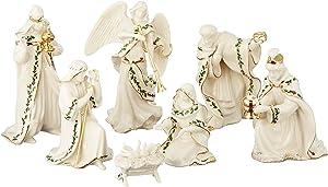 Lenox 806053 Holiday 7-Piece Mini Nativity Set