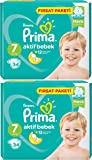 PRİMA AYLIK FIRSAT PK 2 Lİ SET NO:7 (15+KG) XX LARGE 68 ADET (2PK*34)