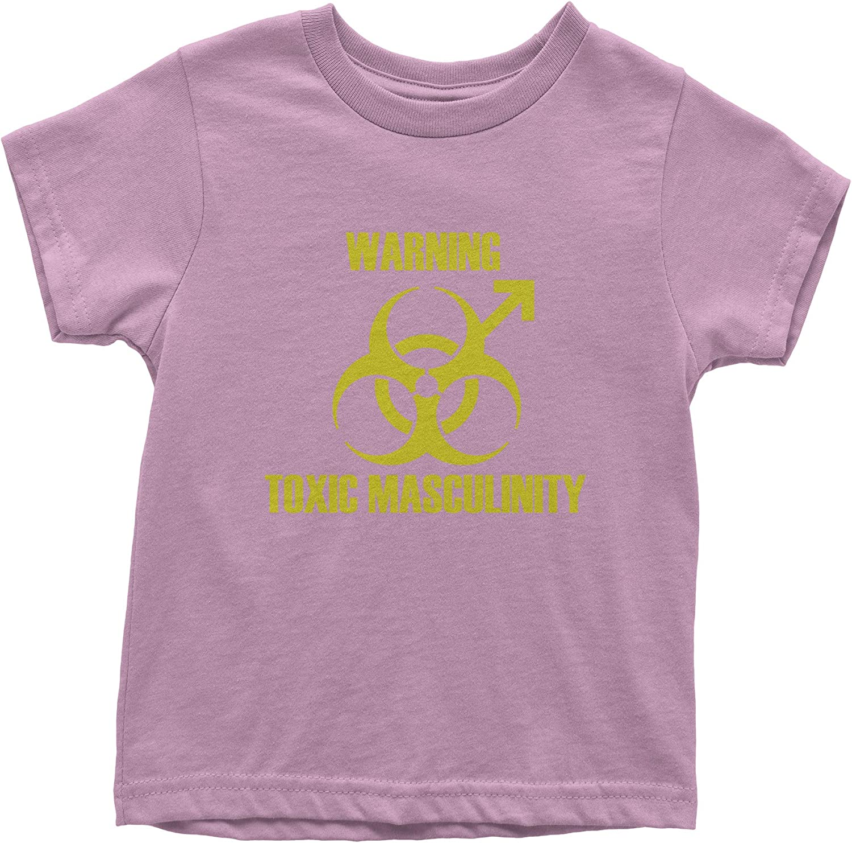 FerociTees Toxic Masculinity Antifeminism Youth T-Shirt