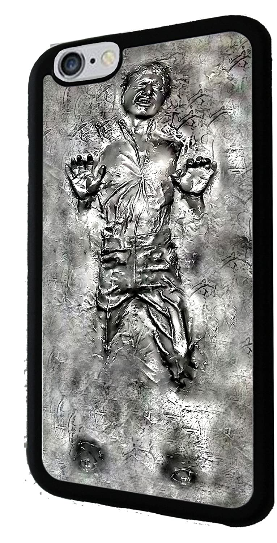 Amazon.com: Star Wars Han Solo in Carbonite Funny Iphone 6+ Plus ...
