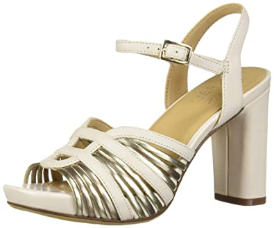 190bd083d7 Amazon.com | Naturalizer Women's Jules Heeled Sandal | Heeled Sandals