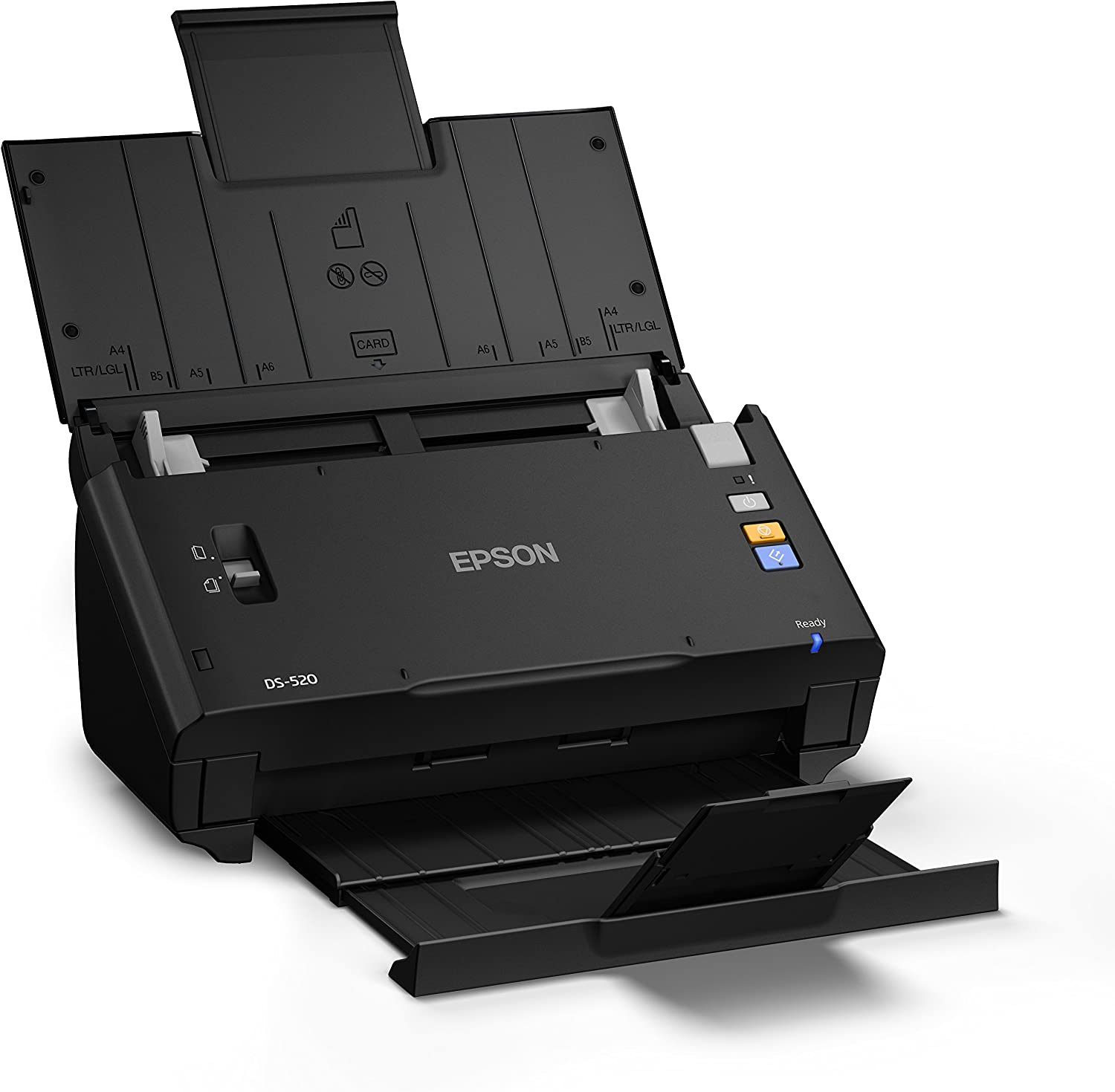 Amazon.com: Epson WorkForce DS-520: Electronics