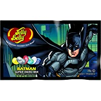 Jelly Belly Super Hero Jelly Beans, Super Hero Mix, Assorted Flavours / Designs, 28-g