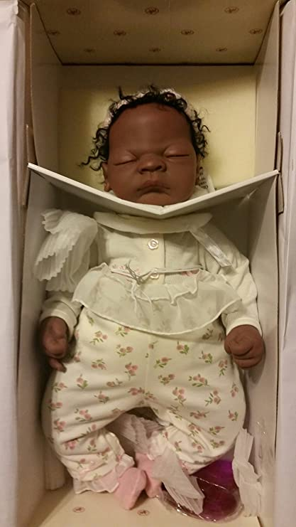 SO TRULY REAL ASHTON DRAKE ONE-OF-A-KIND CIARA LIFELIKE POSEABLE DOLL