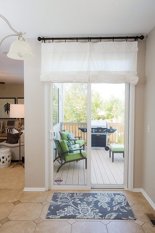 30 elegant sliding glass door curtain
