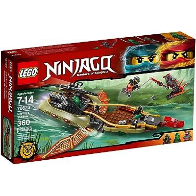 LEGO Ninjago Destiny's Shadow 70623: Toys & Games