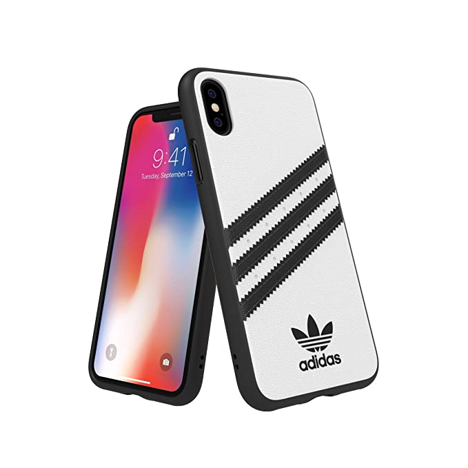 the best attitude 87ff7 5680b adidas OR Moulded Case PU FW18 for iPhone X/Xs