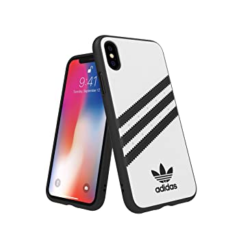 coque iphone x adidas noir