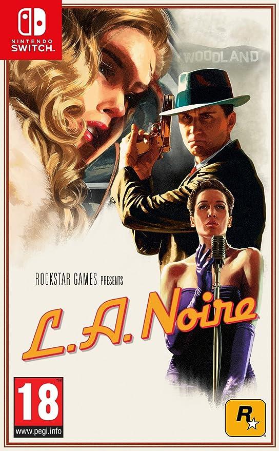 L.A. Noire: Amazon.es: Videojuegos