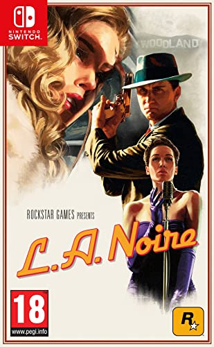 L A Noire Nintendo Switch Amazon Es Videojuegos