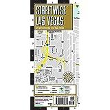 Streetwise Las Vegas Map: Laminated City Center Map of Las Vegas, Nevada (Michelin Streetwise Maps)