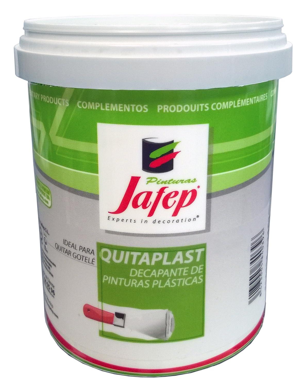 Quitaplast Eliminador De Gotele Jafep 4 L Amazon Es Bricolaje Y  ~ Quitar Pintura Plastica De La Ropa