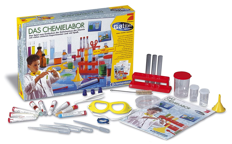 Clementoni 5690053 - Galileo-Das Chemielabor