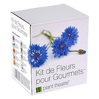 Kit de flores para los Gourmets por idea del regalo planta teatro - 6 variedades de comestibles para cultivar - flores Plant Theatre