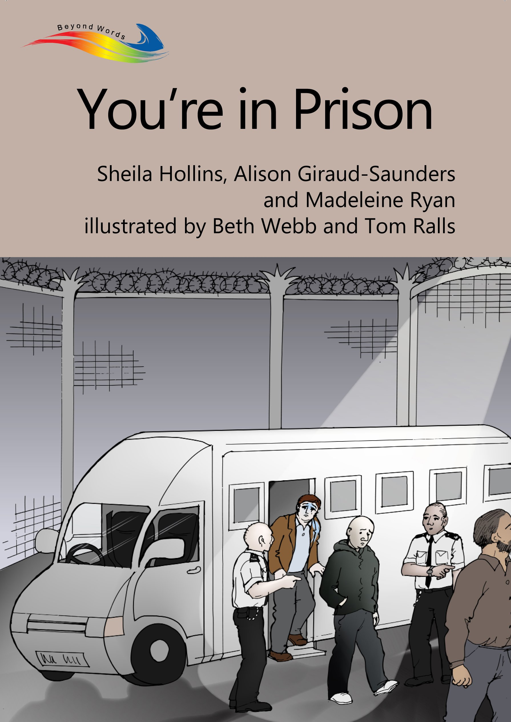 Youre in Prison (Books Beyond Words)