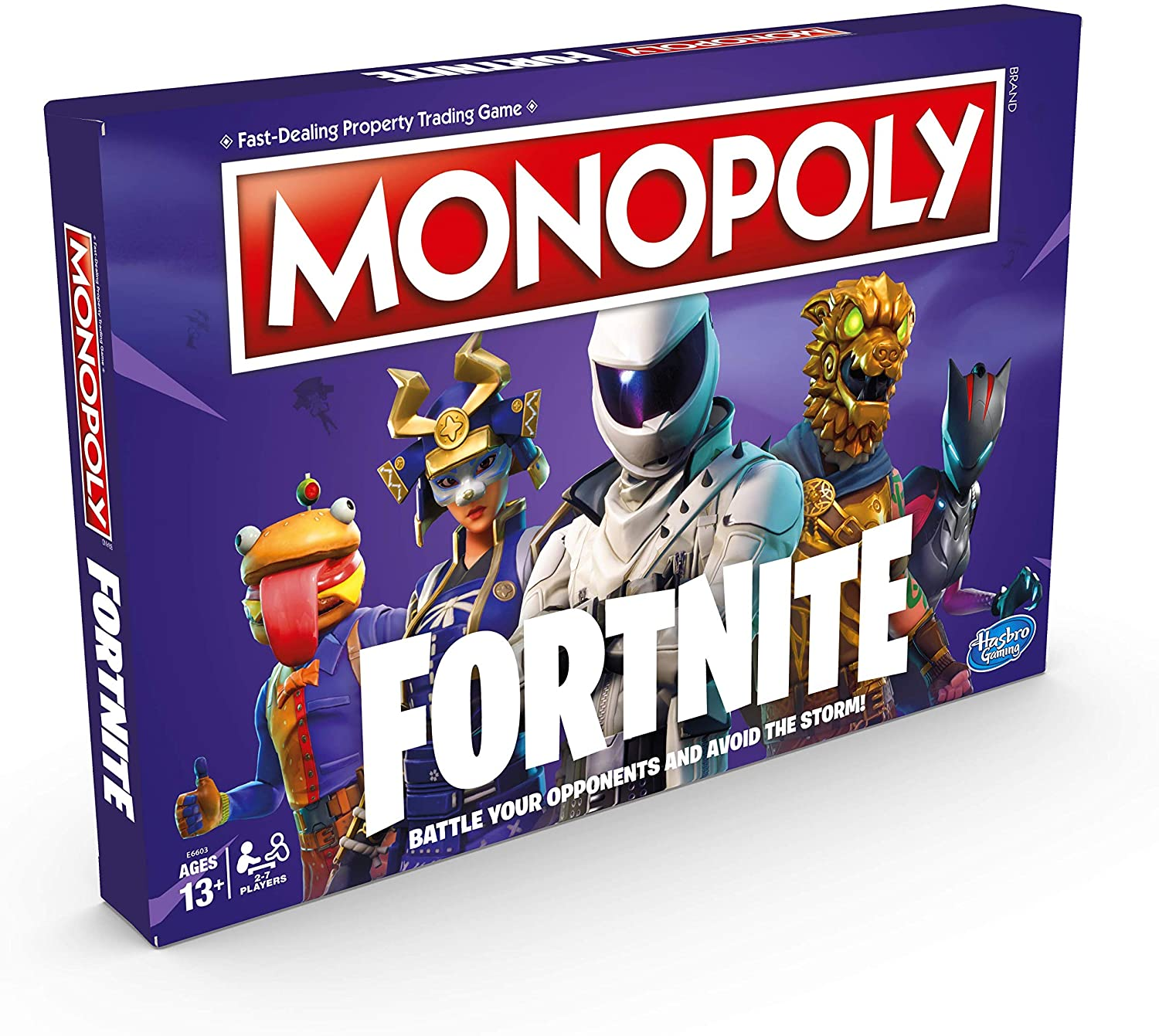 Fornite Monopoly From Hasbro Gaming *BRAND NEW*