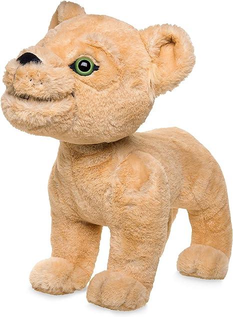 Amazon Com Disney Nala Talking Plush The Lion King 2019 Toys Games