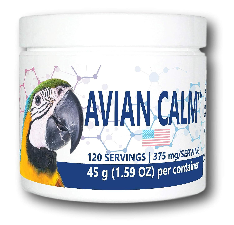 Equa Holistics, LLC. Avian Calm