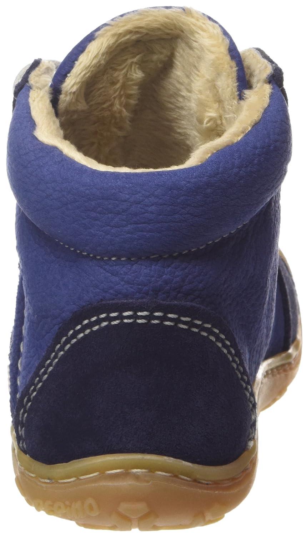 Ricosta George - Zapato Oxford de Piel Niños^Niñas, Color Azul, Talla 19