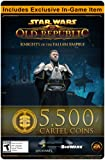 Star Wars: The Old Republic - 5500 Cartel Coins + Exclusive Item [Online Game Code]