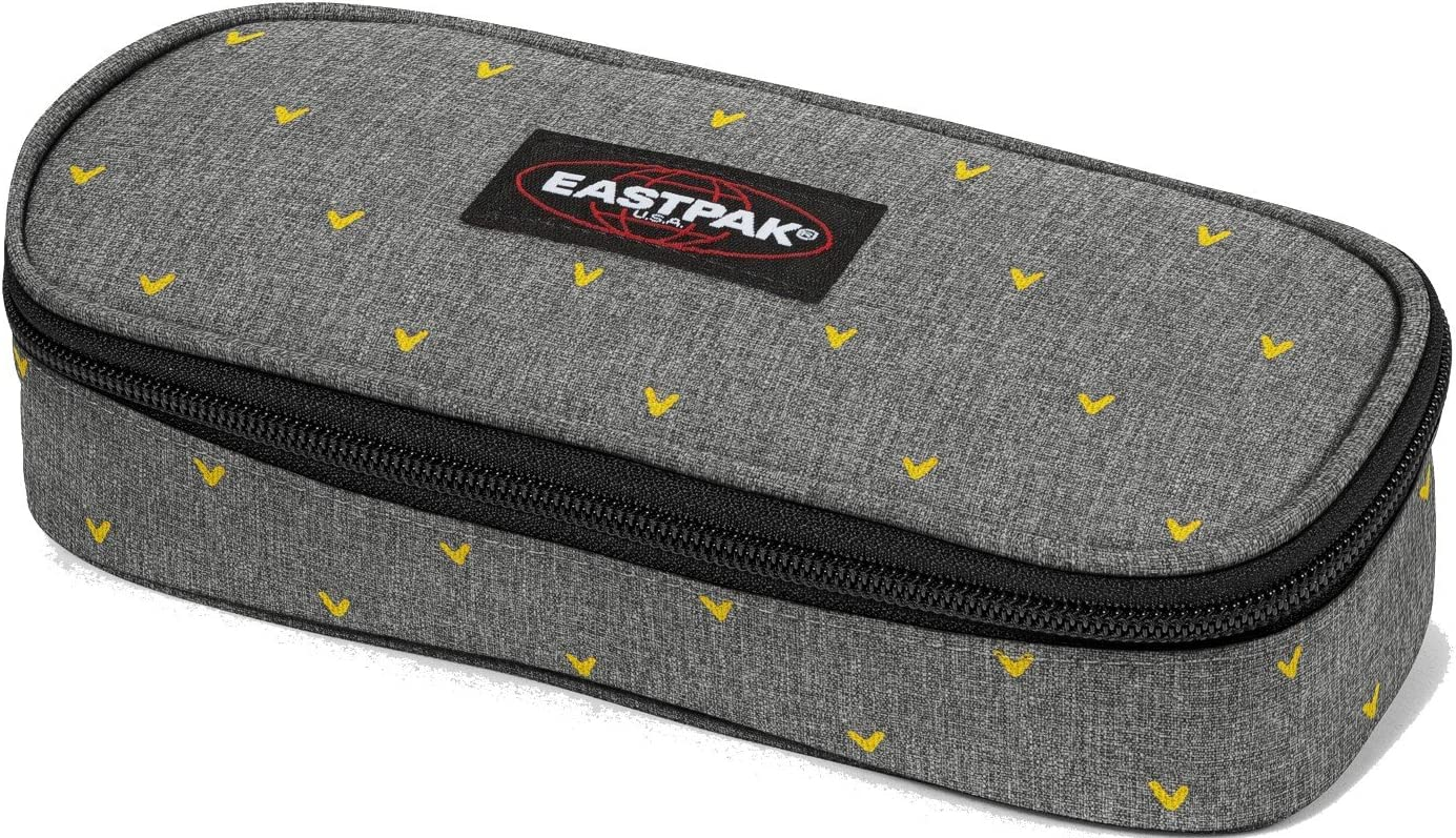 Pen Case Eastpak Oval Gold Birds 05R: Amazon.es: Deportes y aire libre