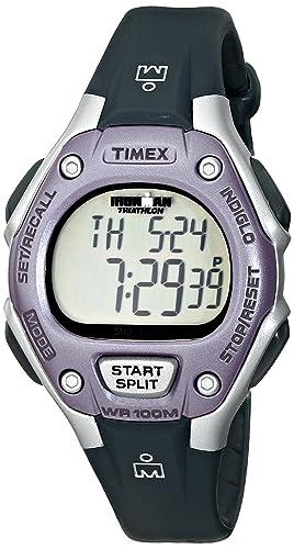 Timex Reloj Mujer de Digital con Correa en Caucho SO-1743-LQ
