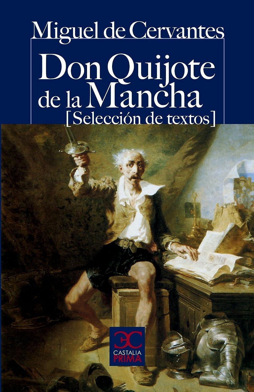 Don Quijote de la Mancha (CASTALIA PRIMA. C/P. nº 34) eBook ...