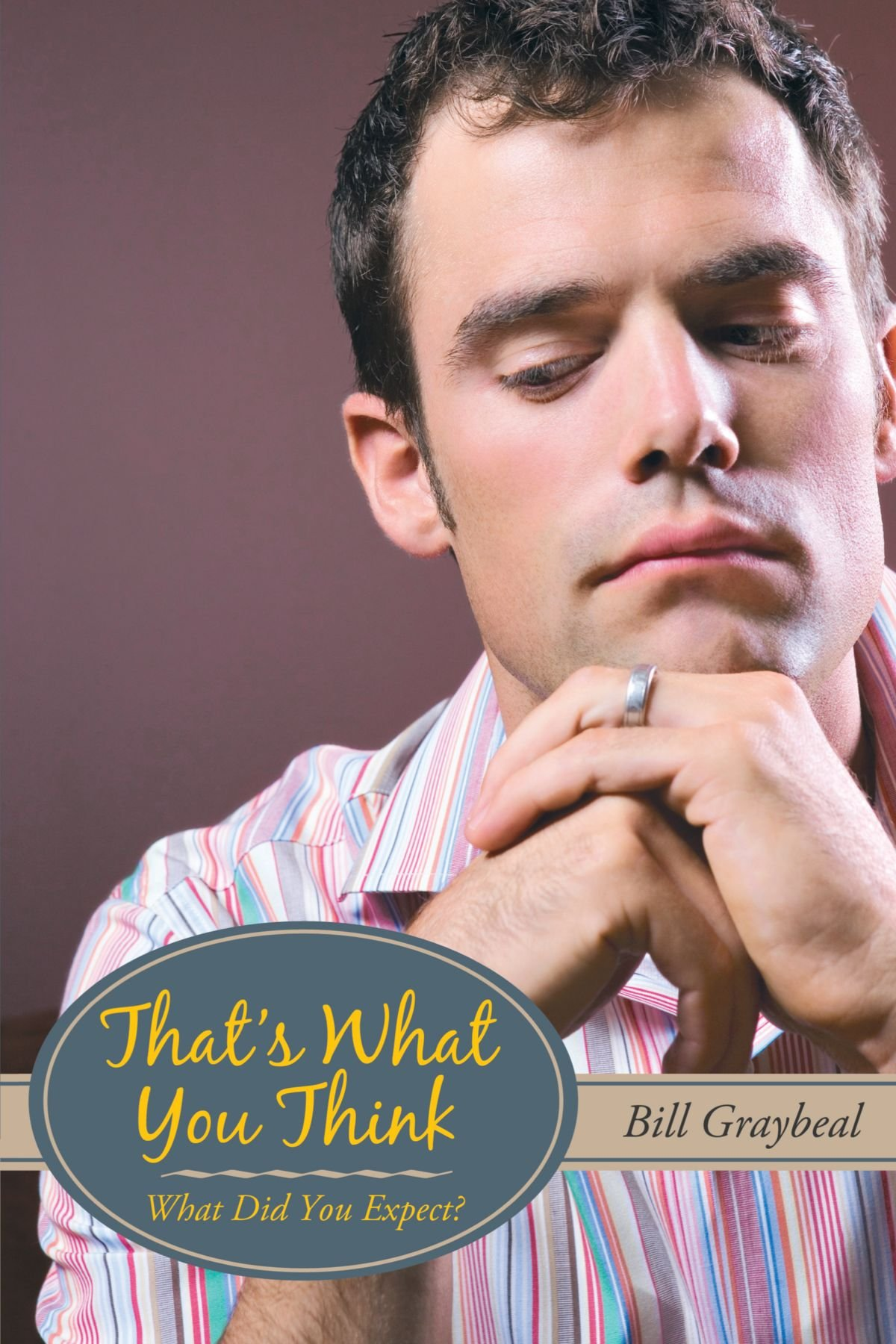 Download That's What You Think: What Did You Expect? pdf