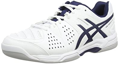 ASICS Gel Dedicate 4 Indoor, Chaussures de Tennis Homme