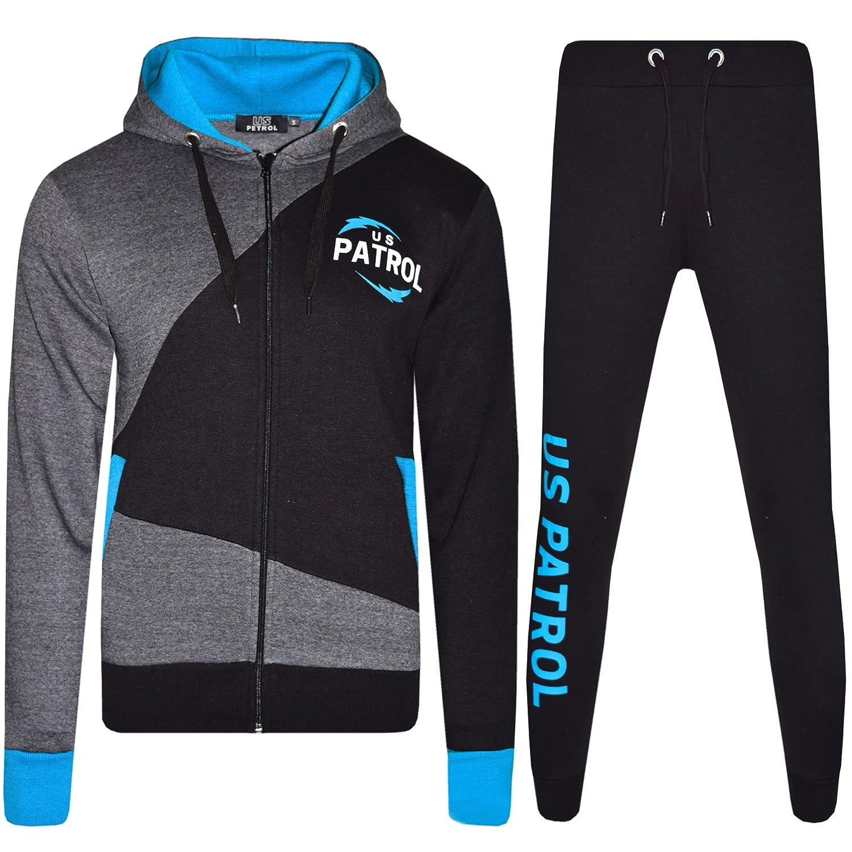 Elegant Vap Mens Tracksuit Designer Hooded Joggers Top & Bottom Adult Jogging Suit S M L XL