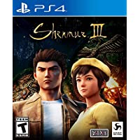 Deals on Shenmue 3 PlayStation 4 w/Scanavo SteelBook Case