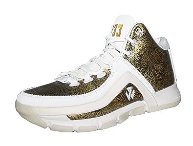 3a0e3879cb41 adidas Men s J Wall 2 BHM Basketball Shoes Gold Schwarz Gold Weiß (Negbas