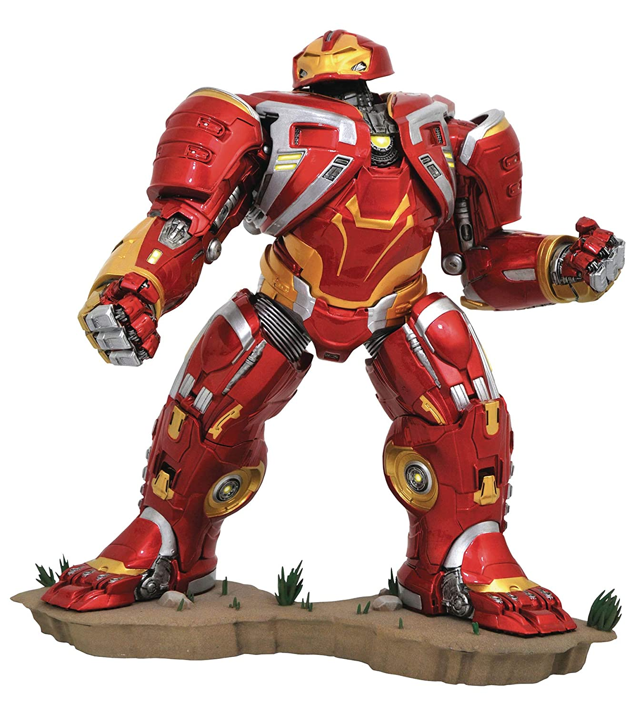 Hulkbuster Mk2 Deluxe PVC Figure B07MT7JCNZ Avengers Infinity War DIAMOND SELECT TOYS JAN192549 Marvel Gallery