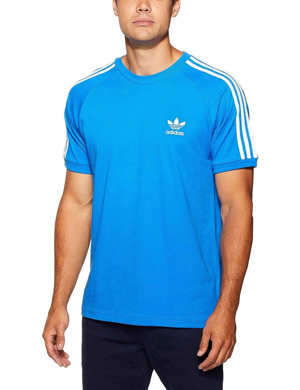 adidas 3-Stripes Camiseta, Hombre DH5805