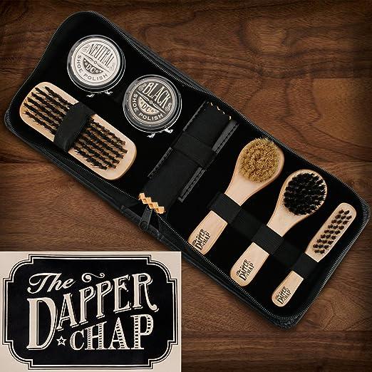2 opinioni per The Dapper Chap 'Buff & Shine'Kit per la pulizia
