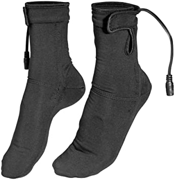 Firstgear - Calcetines térmicos (9 W), color negro: Amazon.es: Coche y moto