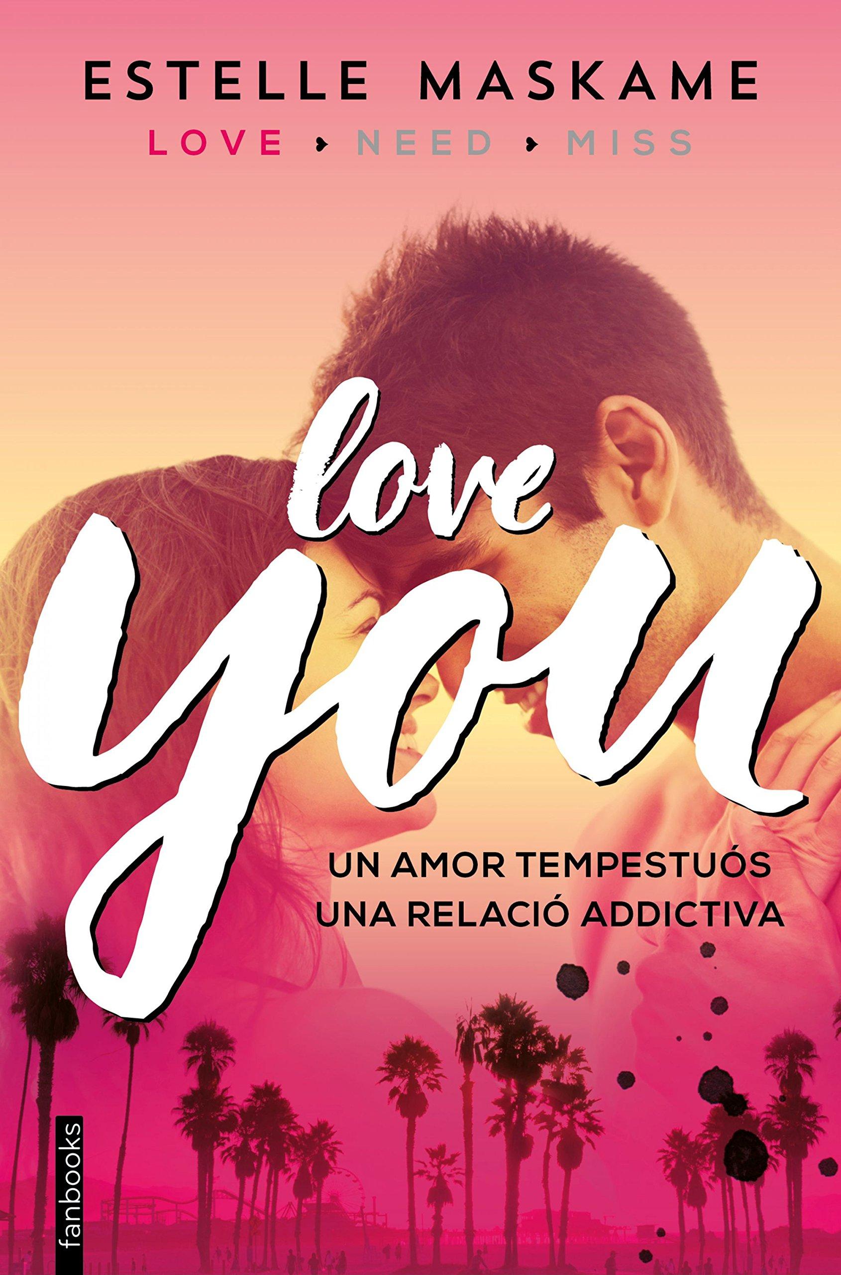 You 1. Love you: You 1 (Ficció): Amazon.es: Maskame, Estelle ...