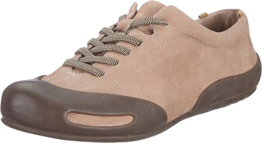 Camper Peu Senda 20614 021 Zapatillas de Cuero Nobuck para