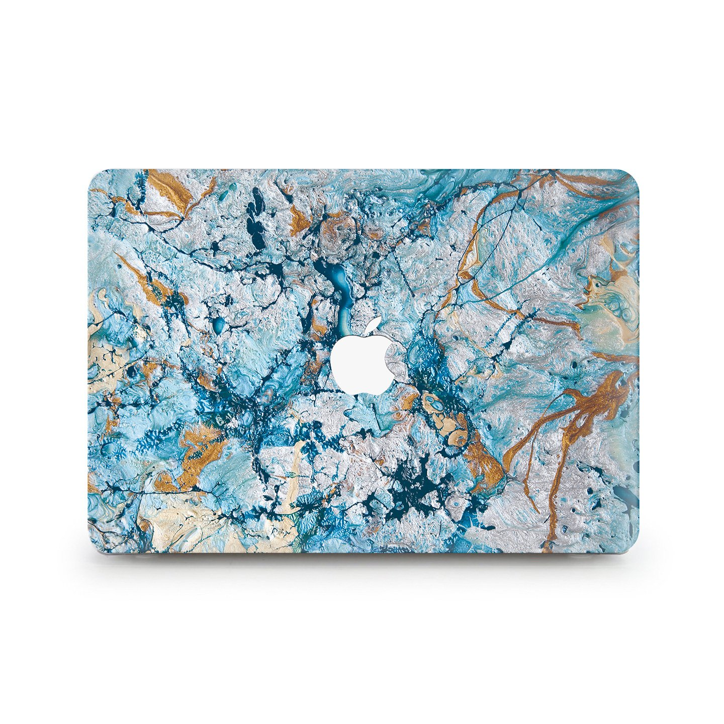 goodmoodcasesプラスチックハードケースカバーfor MacBook Pro Retina 15インチ2013 – 2015 ( a1398 ) without CD ROM ( Not Fit Macbook Pro 15 2016 ) – Cracked大理石 B06XDQFF6X