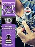 Roux Denis - Dictionnaire d'Accords guitare (+ 1 cd)