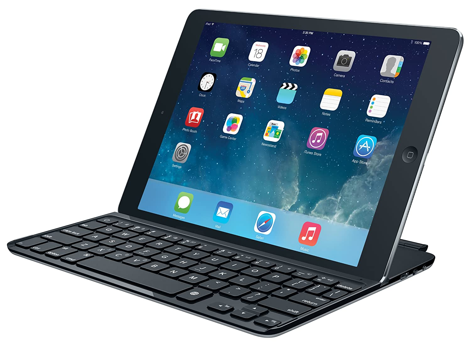 Logitech Ultrathin iPad Air Keyboard Cover Review