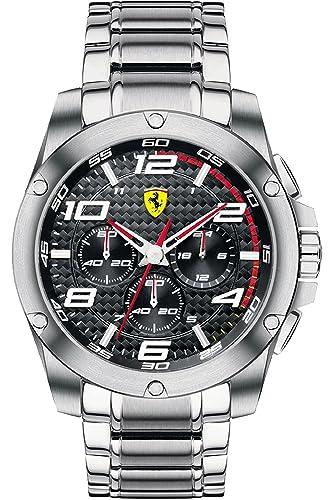 d82ae868baa6 Scuderia Ferrari 830035 - Reloj de pulsera hombre