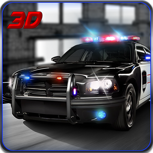 Police Chase San Andreas City - At Andreas